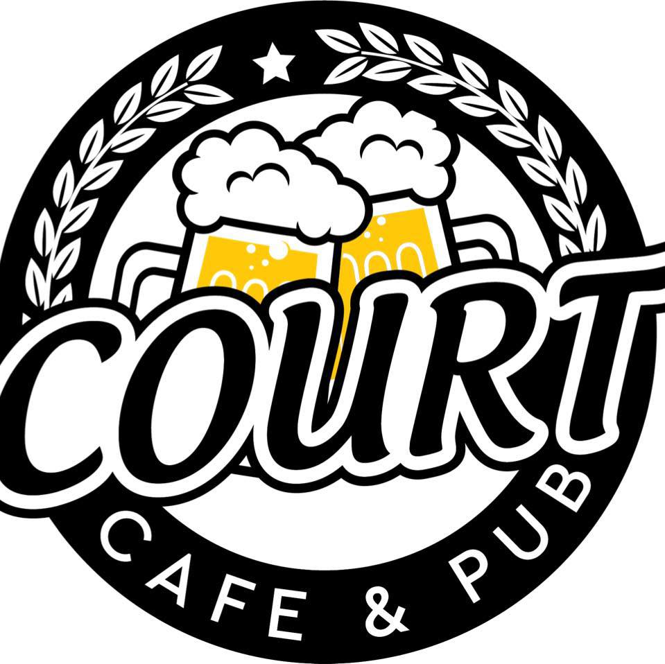 Court Cafe & Pub logo