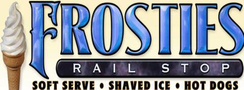 Frosties Rail Stop Louisa Restaurant logo image